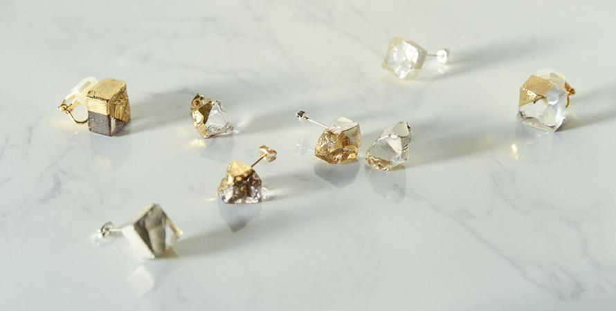 sorte glass jewelry