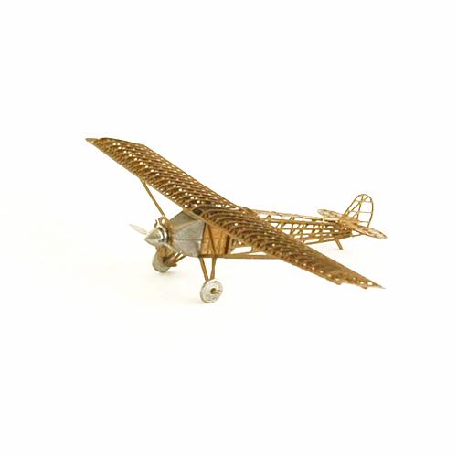 AEROBASE エアロベース/マイクロウィングシリーズ 「Spirit of St.Louis スピリットオブセントルイス」(B002)