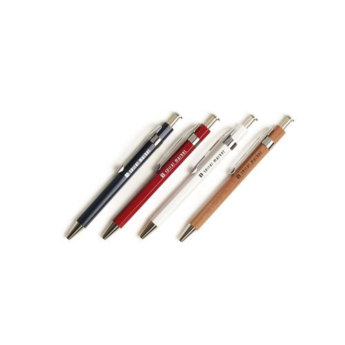 +S プラスエス/木軸ボールペン Short(4色)