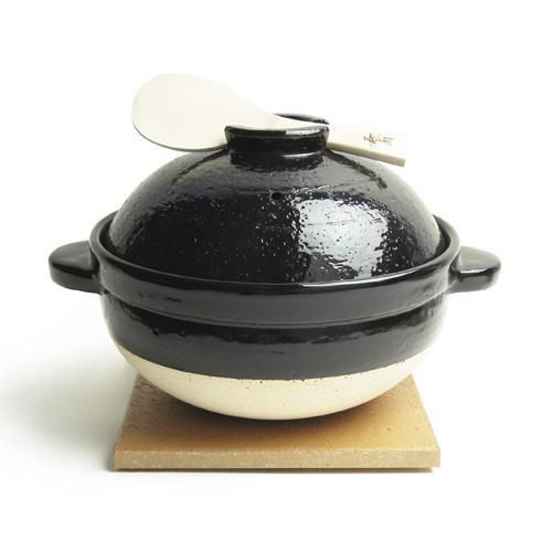 長谷園/かまどさん 三合炊き