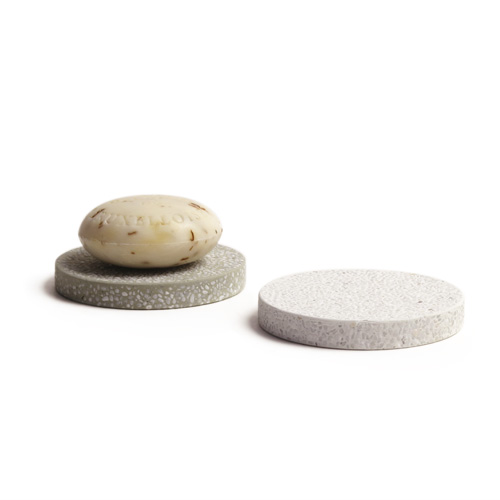 soil ソイル/SOAP DISH for bath 石けん置き circle(2色)