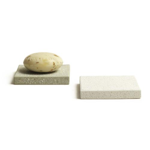 Soil ソイル/SOAP DISH for bath 石けん置き square(2色)