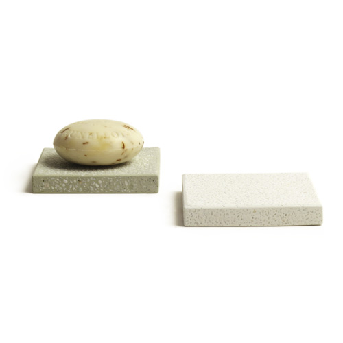 soil ソイル/SOAP DISH for bath 石けん置き square(2色)