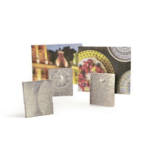 LANCASTER&GIBBINGS/カードホルダー「Flower/Heart/Leaf」(3種)