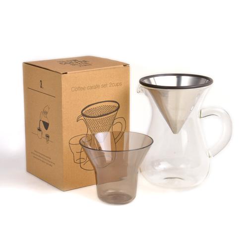KINTO キントー/コーヒーカラフェセット 300ml