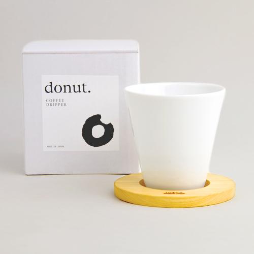 TORCH トーチ/コーヒードリッパー「DONUT COFFEE DRIPPER  ドーナツコーヒードリッパー」