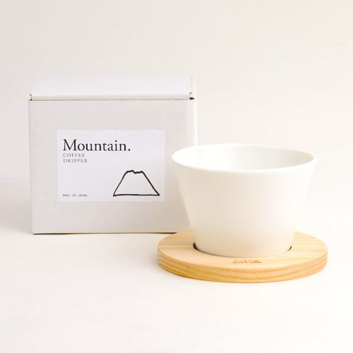 TORCH トーチ/コーヒードリッパー「Mountain COFFEE DRIPPER マウンテンコーヒードリッパー」
