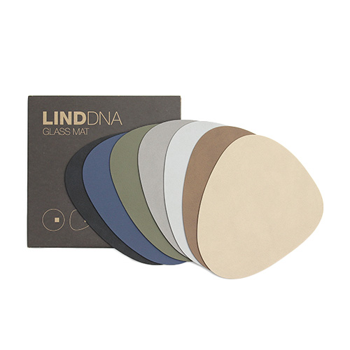 LIND DNA/GLASSMAT CURVE グラスマット(NUPO 8色)