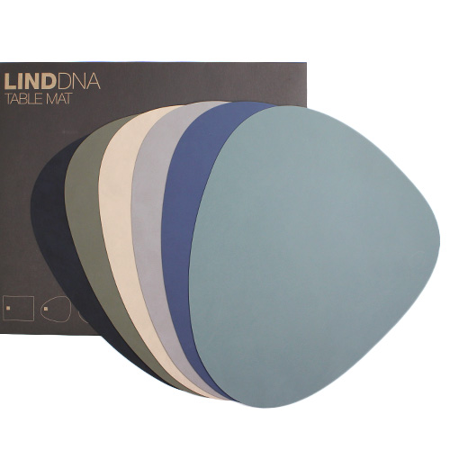 LIND DNA/TABLEMAT CURVE テーブルマットL(NUPO 7色)