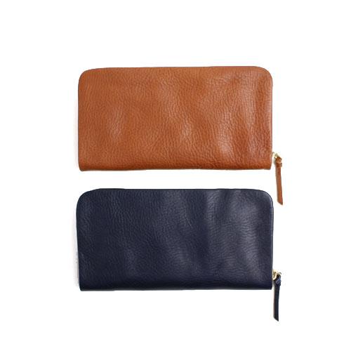 Arizona/レザーラウンドファスナー長財布(2色)