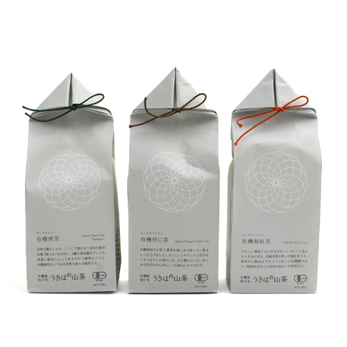 うきはの山茶/プレミアム 有機栽培茶(5種)