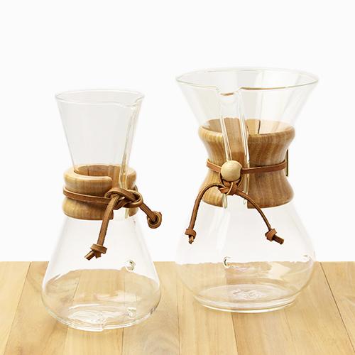 CHEMEX ケメックス/coffee maker classic コーヒーメーカー(3・6cup)