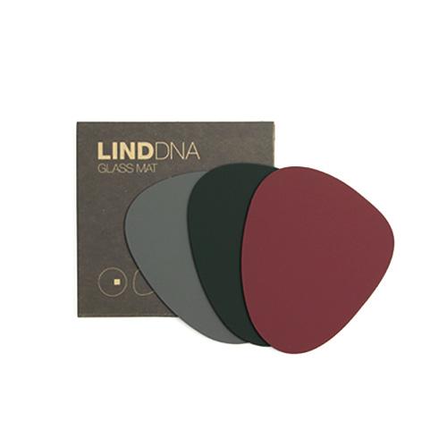 LIND DNA/GLASSMAT CURVE グラスマット(SOFTBUCK 3色)