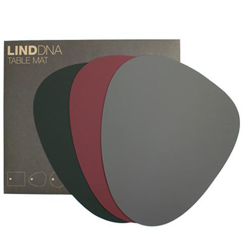 LIND DNA/TABLEMAT CURVE テーブルマットL(SOFTBUCK 3色)