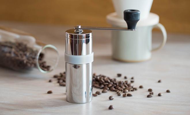 セラミック ステンレスコーヒーミル/セラミック ステンレスコーヒーミルのイメージ画像