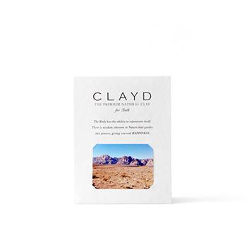 CLAYD クレイド/入浴剤・マスク「ONETIME ワンタイム」