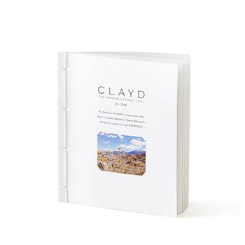 CLAYD クレイド/入浴剤・マスク「WEEK BOOK ウィークブック」