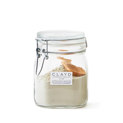 CLAYD クレイド/入浴剤・マスク「CANISTER SET キャニスターセット」(400g・1kg)