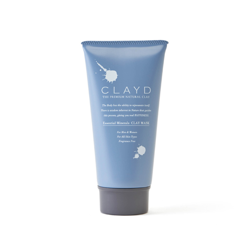CLAYD クレイド/マスク「Essential Minerals CLAY MASK エッセンシャルミネラル クレイマスク」
