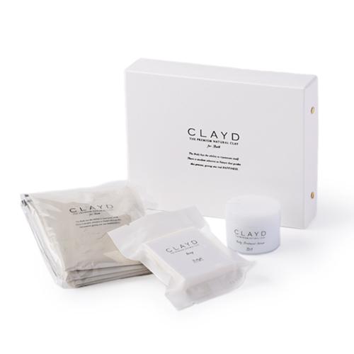 CLAYD クレイド/「TRAVEL&TRIAL トラベル&トライアルセット」