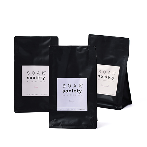 SOAK society ソークソサエティ/バスソーク レギュラーサイズ250g(3種)