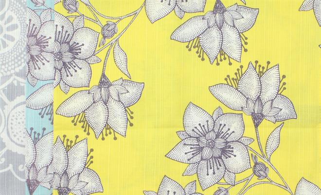 KOTONOWA コトノワ/風呂敷 Heini Riitahuhta 50×50(3種)/風呂敷 50×50cm(3種)が並んだ画像