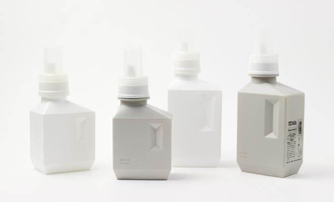 sarasa design サラサデザイン/b2c ランドリーボトル(4種)/ランドリーボトル(4種)が並んだ画像