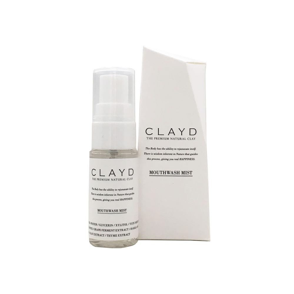 CLAYD クレイド/マウスウォッシュミスト 15ml