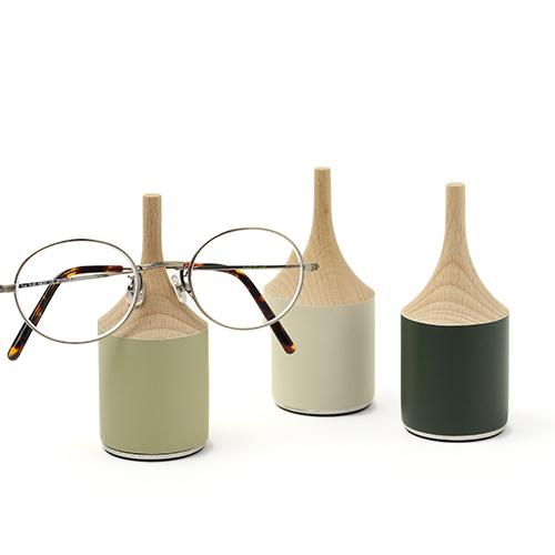M.SCOOP/「glasses place」 眼鏡スタンド(3色)