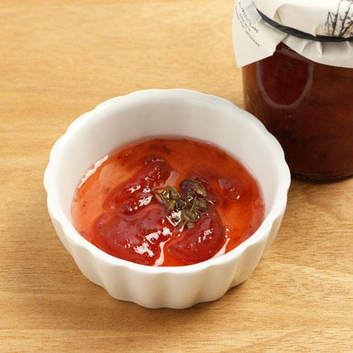 イチゴ+花山椒