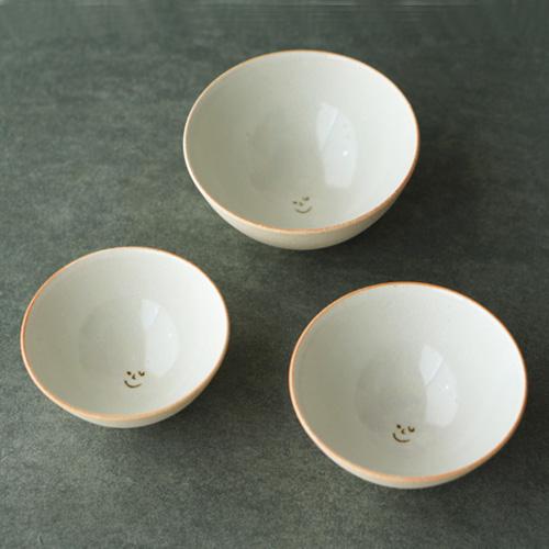 AR Piece アールピース/KAZOKU-CHA-WAN 家族茶碗 ライスボール(3サイズ)