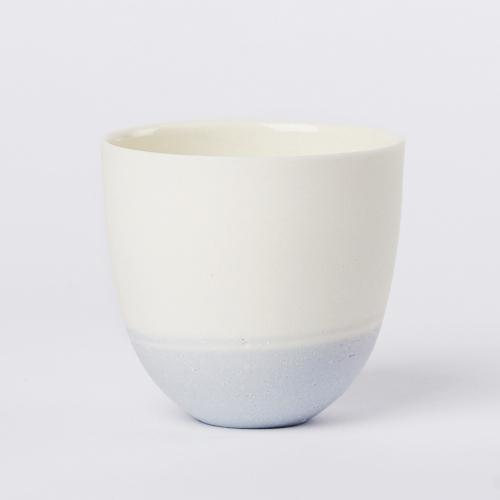 AR Piece+S アールピース /TOU GLASS CUP SKY 陶グラスカップ スカイ