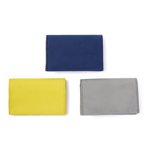 Maine マイネ/ネームカードケース(3色)