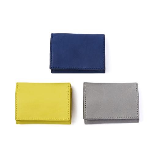 Maine マイネ/三つ折り財布(3色)