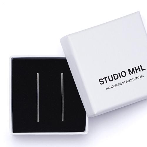 STUDIO MHL/スティックピアス(2種)