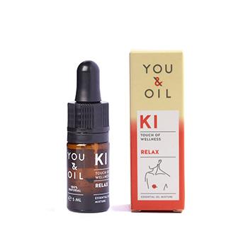 YOU&OIL ユーアンドオイル/KI ナチュラルエッセンシャルオイル(7種)
