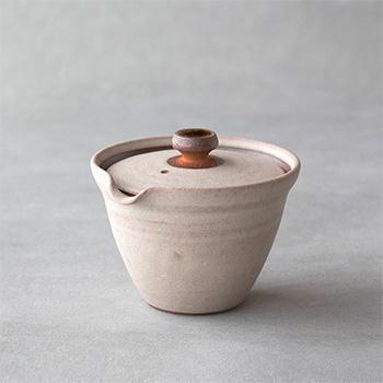 AR Piece アールピース/新茶器 KYU-SU HITORI 急須(ブラック)