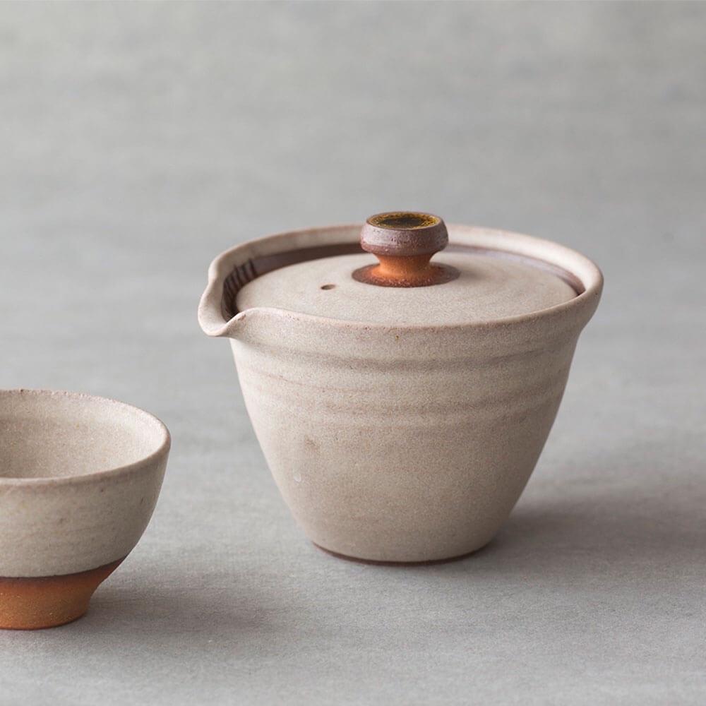 AR Piece アールピース/新茶器 KYU-SU HITORI 急須(2色)