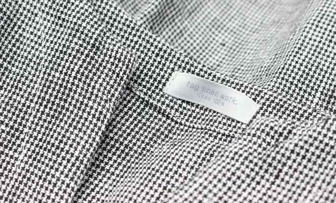 fog linen work フォグ リネンワーク リアナワンピース2色