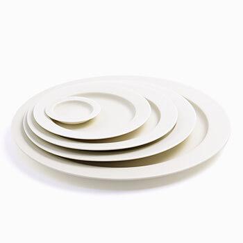 イイホシユミコ yumiko iihoshi porcelain/「unjour アンジュール」プレート suna(5サイズ)