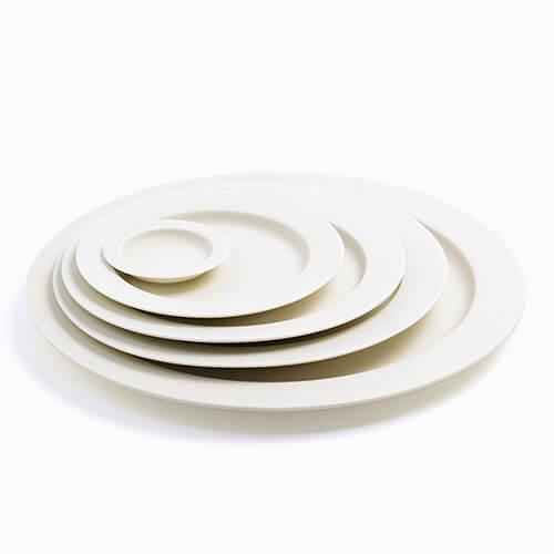 イイホシユミコ yumiko iihoshi porcelain/「unjour アンジュール」プレート suna(4サイズ)