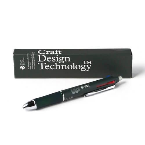 Craft Design Tecnology クラフトデザインテクノロジー/3色ボールペン「フリクションボール3」