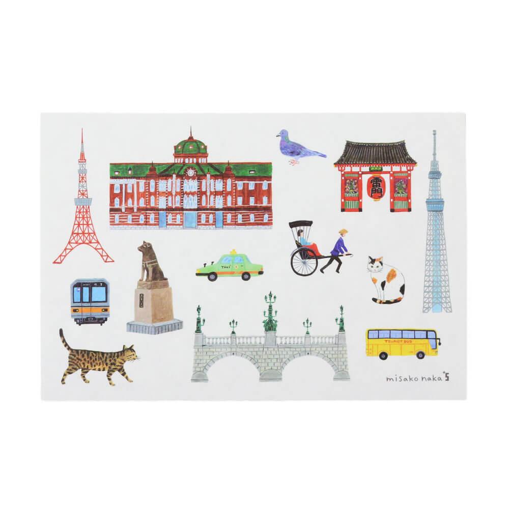 猫と散歩道