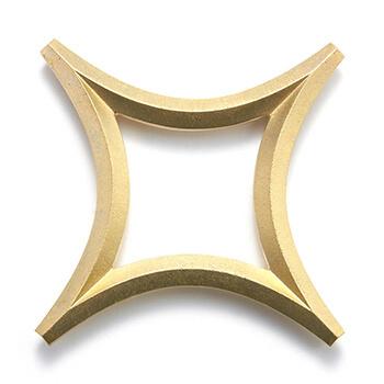 FUTAGAMI 二上 ふたがみ/鍋敷き「星」