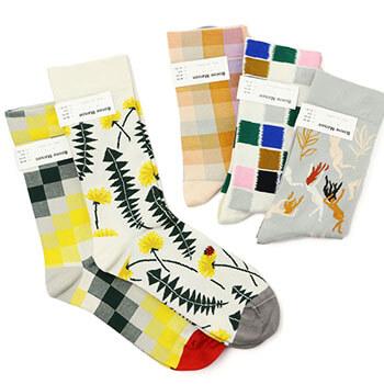 Bonne Maison ボンメゾン/レディースソックス 靴下(5種)