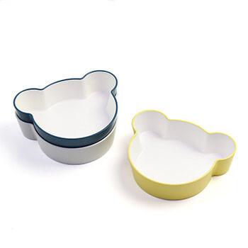 tak. タック/「KIDS DISH キッズディッシュ」bowl bear ボウル ベア S(3色)