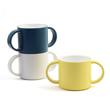 tak. タック/「KIDS DISH キッズディッシュ」mug マグカップ(3色)