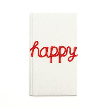 Kochi project こち/祝儀袋 アルファベット水引「happy」