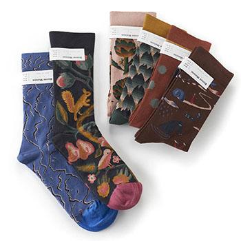 Bonne Maison ボンメゾン/レディースソックス 靴下(6種)