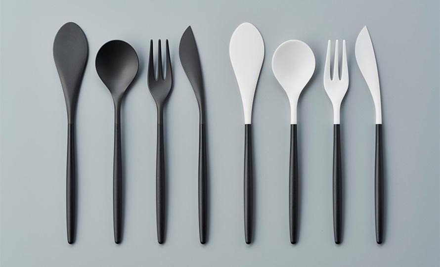 ZIKICO ジキコ/SUMU Cutlery スープスプーン(2種)のイメージ画像